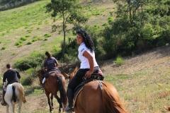 equitazione a Cinigiano (GR)