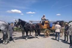Esibizione equestre San Giorgio Cinigiano (GR)