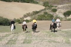 passeggiate a cavallo in provincia di Grosseto