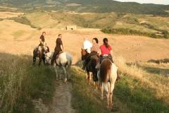 vacanze a cavallo in Maremma